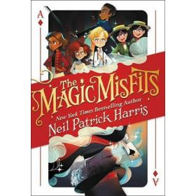 The Magic Misfits (Paperback)