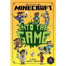 Into The Game: Minecraft Woodsword Chronicles, Book 1 (Paperback)