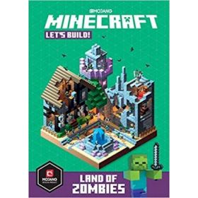 Minecraft: Let's Build! Land of Zombies (Paperback)