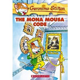 The Mona Mousa Code: Geronimo Stilton, Book 15 (Paperback)