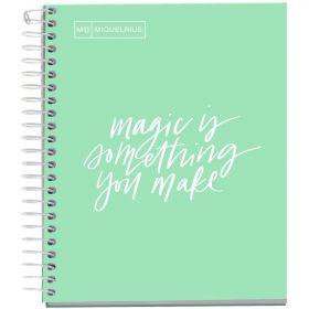 Miquelrius: Messages A5 Notebook (Mint)