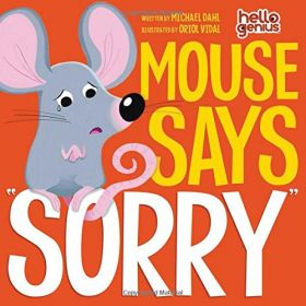 """Mouse Says """"Sorry"""" (Board Book)"""