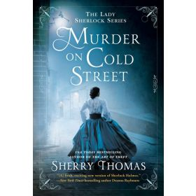 Murder on Cold Street: The Lady Sherlock Series, Book 5 (Paperback)