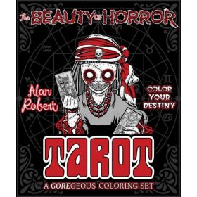 The Beauty of Horror: Color Your Destiny Tarot Deck (Cards)