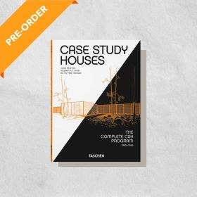 Case Study Houses: The Complete CSH Program 1945-1966, 40th Edition – Multilingual Edition (Hardcover)