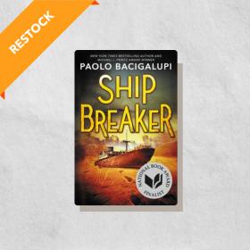 Ship Breaker (Paperback)