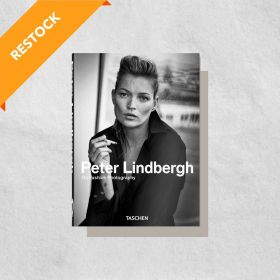 Peter Lindbergh: On Fashion Photography, 40th Edition – Multilingual Edition (Hardcover)