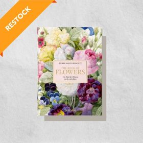 Redouté: Book of Flowers, 40th Edition – Multilingual Edition (Hardcover)