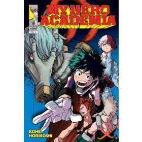 My Hero Academia, Vol. 3 (Paperback)
