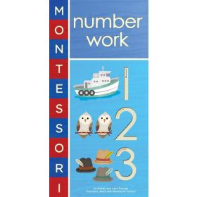 Montessori: Number Work (Board Book)