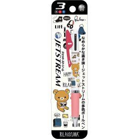 San-X: Uni Jetstream 3C Pen 0.5mm, Rilakkuma