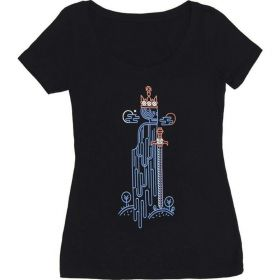 Out of Print: Hamlet Women's T-Shirt (Small)