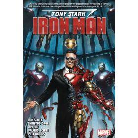 Tony Stark: Iron Man by Dan Slott Omnibus (Hardcover)