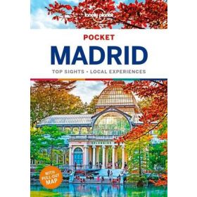 Lonely Planet Pocket: Madrid, 5th Edition (Paperback)