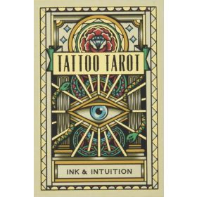 Tattoo Tarot: Ink & Intuition (Cards)