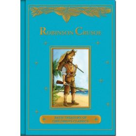 Robinson Crusoe: Bath Treasury of Children's Classics (Hardcover)