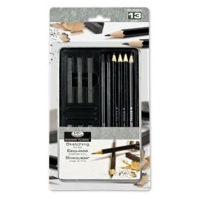 Royal & Langnickel: Graphite Sketching Tin Art Set (Small)