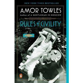 Rules Of Civility: A Novel (Paperback)