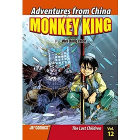 The Lost Children: Adventures from China: Monkey King, Vol. 12 (Paperback)