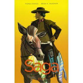 Saga, Vol. 8 (Paperback)