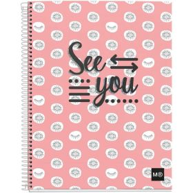 Miquelrius: A4 Spiral Notebook (See You)