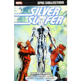 Inner Demons: Silver Surfer Epic Collection (Paperback)