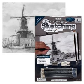 Royal & Langnickel: Sketching Made Easy Set - Coastal Point