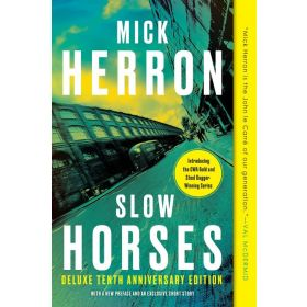 Slow Horses: Slough House Book 1, Deluxe Edition (Paperback)