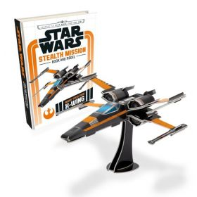 Star Wars: Stealth Mission Book and Model (Hardcover)
