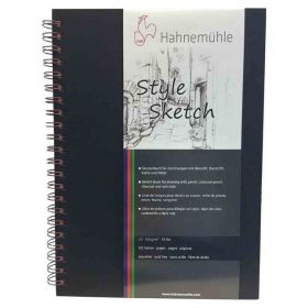 Hahnemühle: Style A6 Sketchbook (Red)