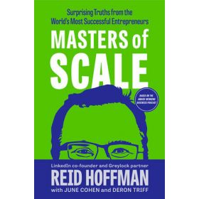 Masters of Scale: Surprising Truths from the World's Most Successful Entrepreneurs, Export Edition (Paperback)