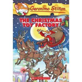 The Christmas Toy Factory, Geronimo Stilton Book 27 (Paperback)