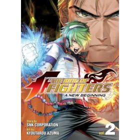 The King of Fighters: A New Beginning, Vol. 2 (Paperback)