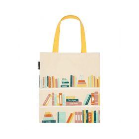Out of Print: Bookshelf Tote Bag