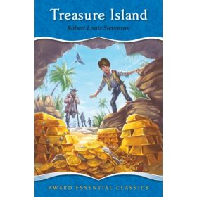 Treasure Island, Award Essential Classics (Hardcover)
