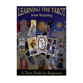 Learning the Tarot: A Tarot Book for Beginners (Paperback)