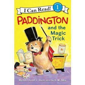 Paddington and the Magic Trick: I Can Read Level 1 (Paperback)