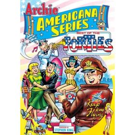 Best of the Forties: Archie Americana Series, Book 1 (Paperback)