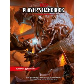 Player's Handbook, Dungeons and Dragons (Hardcover)