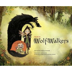 The Art of Wolfwalkers (Hardcover)