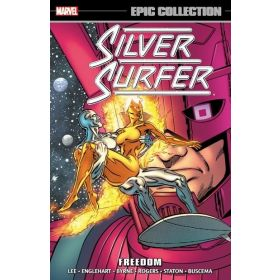 Freedom, Silver Surfer Epic Collection (Paperback)