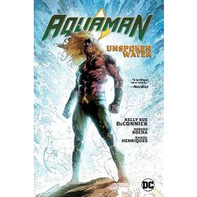 Unspoken Water: Aquaman Vol. 1 (Paperback)