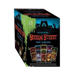 Scream Street Slipcase Box Set (Paperback)