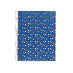 Miquelrius: A4 Grid Notebook (Blue Dots)