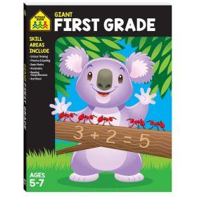 Giant Workbook: First Grade (Paperback)