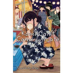 Komi Can't Communicate, Vol. 3 (Paperback)