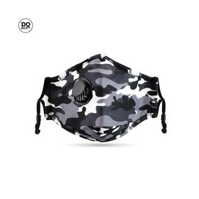 DQCO Anti-Pollution Face Mask Camo