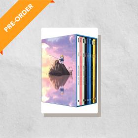 Saga Box Set: Volumes 1-9 (Paperback)