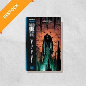 Batman: Earth One, Vol. 3 (Hardcover)