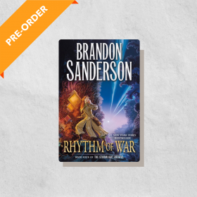 Rhythm of War: The Stormlight Archive, Book 4 (Paperback)